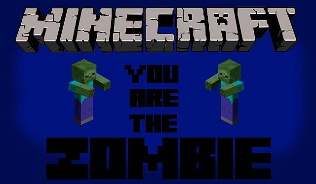 Мод You Are The Zombie для minecraft 1.5.2 скачать бесплатно