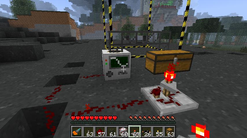 Описание: Industrial Craft2 - очень известный и популярный мод для Minecraft который работает в SSP и SMP режимах.